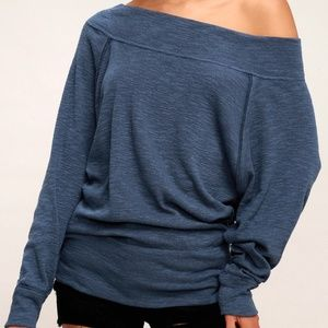 Free People We The Free Palisades Pullover Top